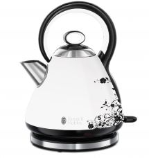 Rusell Hobbs 21963-70 Legacy Floral Kettle wh 2.4KW