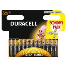 Duracell basic AAA LR03 12pack